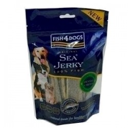 Fish4Dogs Sea Jerky Skiny Strips - przysmak dla psa
