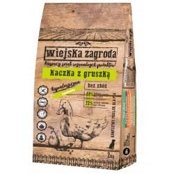 Wiejska Zagroda Kaczka z Gruszką - Karma sucha dla psa + PUSZKA GRATIS