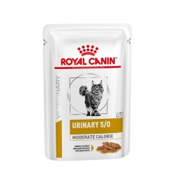 Royal Canin Urinary Moderate Calorie 12 x saszetka Kot