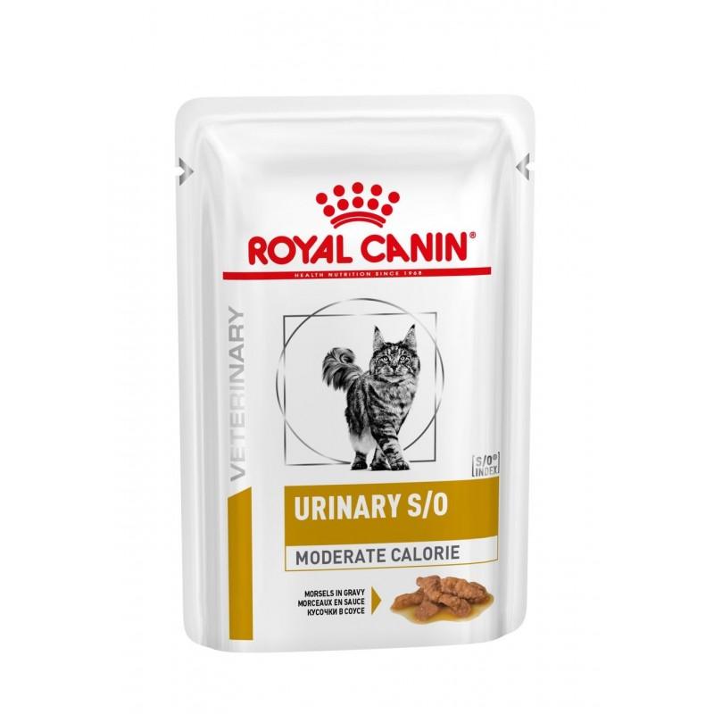 Royal Canin Urinary Moderate Calorie 12 x saszetka Kot