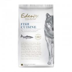 EDEN FISH CUISINE S – Karma sucha dla psów dorosłych i seniorów ras małych