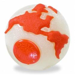 PLANET DOG ORBEE BALL Beż/Pomarańcz - Zabawka dla psa