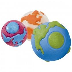 PLANET DOG ORBEE BALL Niebiesko/Zielona - Zabawka dla psa