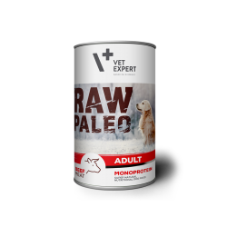 Zestaw Raw Paleo Adult 12 x 400g MIX smaków