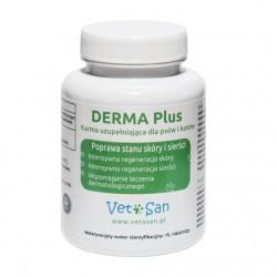 Vetosan Derma Plus - Preparat na skórę i sierść dla psa i kota