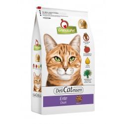 Granatapet Adult Kaczka - Karma sucha dla kota