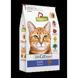 Granatapet Adult Łosoś - Karma sucha dla kota