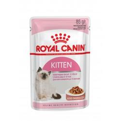 Royal Canin Kitten Instinctive w sosie 12 x 85 g saszetka