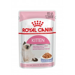 Royal Canin Kitten Instinctive w galaretce 12 x 85 g saszetka