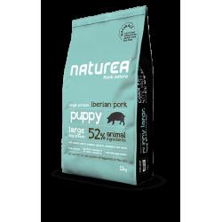 Naturea Naturals PUPPY Large Breed Iberyjska Wieprzowina - karma sucha dla szczeniąt ras dużych