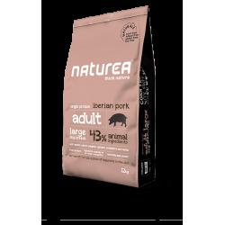 Naturea Naturals Adult Large Breed Iberyjska Wieprzowina - karma sucha dla dorosłych psów ras dużych