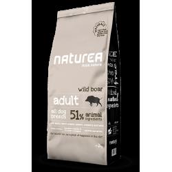Naturea Naturals ADULT Dzik - karma sucha dla dorosłych psów wszystkich ras