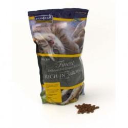 Finest Fish4Cats Sardine - Karma sucha dla kota z Sardynek