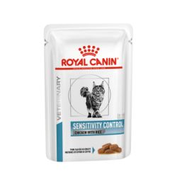 Royal Canin Sensitivity Control 12 x 85 g saszetka Kot