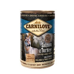 Carnilove puszka 400g - karma mokra dla psa