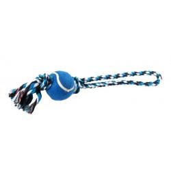 YARRO sznur z piłką 34 cm - zabawka dla psa
