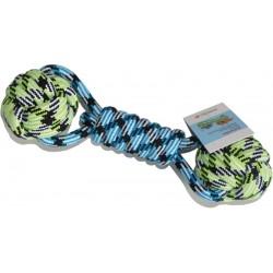 YARRO hantel ze sznura 27 cm - zabawka dla psa