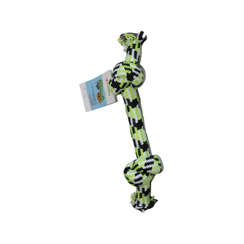 YARRO sznur podwójny supeł 26 cm - zabawka dla psa