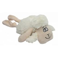 PET NOVA PLUSZ OWCA BIAŁA - zabawka dla psa