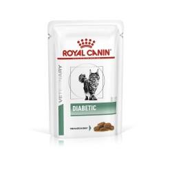 Royal Canin Diabetic 12 x saszetka Kot