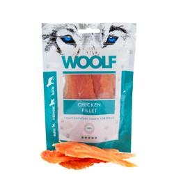 WOOLF Chicken Fillet - przysmak dla psa 100 g