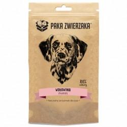 Paka Zwierzaka - Chunkies wołowina - przysmak dla psa