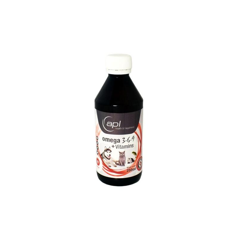 APL Omega 3-6-9 + Vitamins - Preparat wspomagający odporność