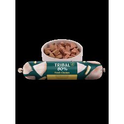 Tribal 80 % świeżego kurczaka - karma mokra dla psa