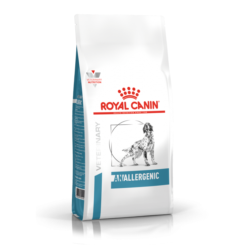 Royal Canin Anallergenic Pies