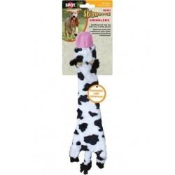 SKINNEEEZ PLUSZOWA KROWA 35cm - zabawka dla psa