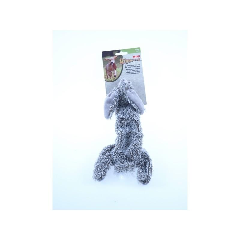 SKINNEEEZ - PLUSZOWY KRÓLIK 38cm - ZABAWKA DLA PSA