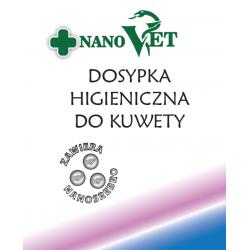NANO Vet Dosypka higieniczna do kuwety 1 kg