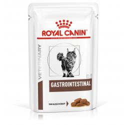 Royal Canin Gastro Intestinal 12 x saszetka kot