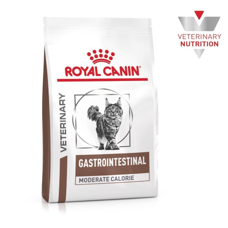 Royal Canin Gastro Intestinal Moderate Calorie Kot