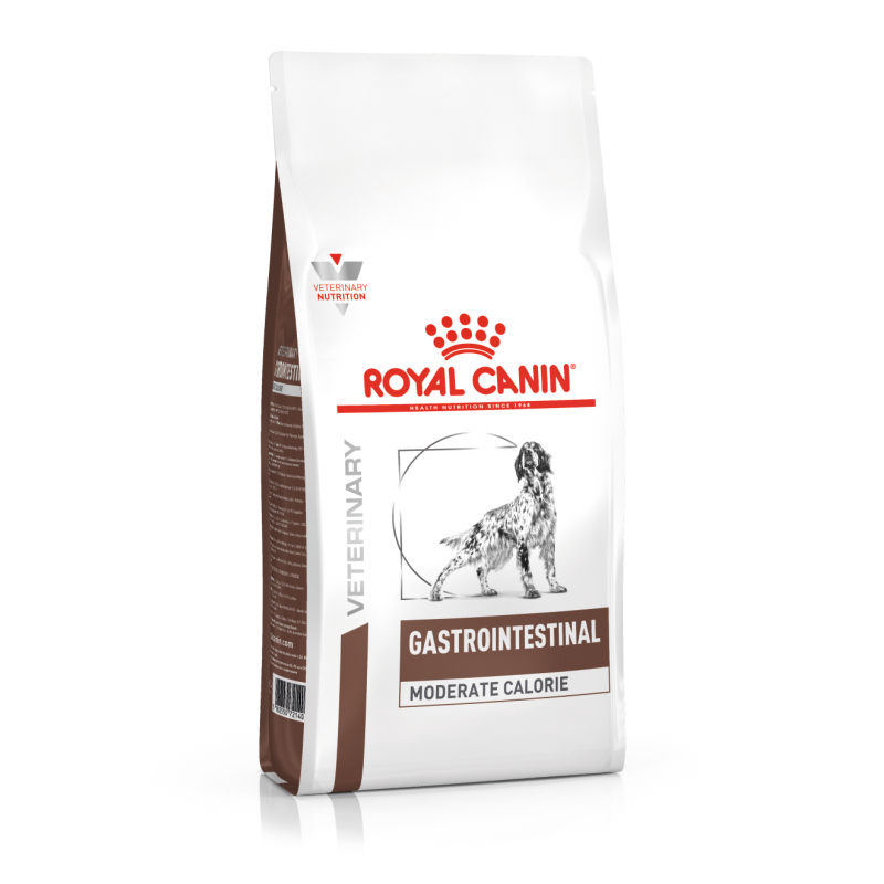 Royal Canin Gastro Intestinal Moderate Calorie Pies