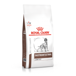 Royal Canin Gastro Intestinal Low Fat Pies
