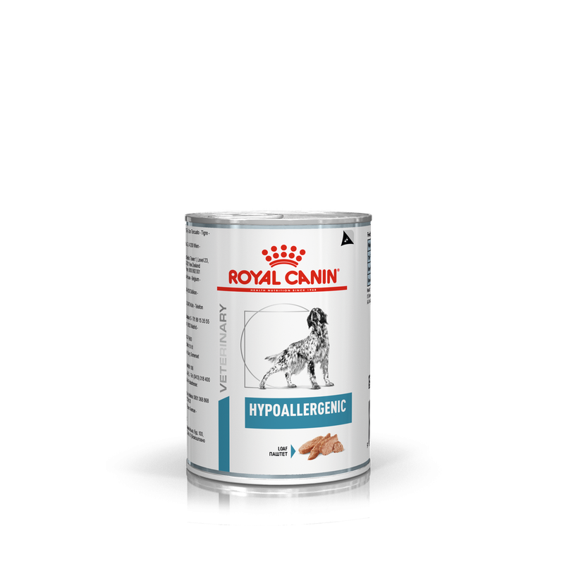 Royal Canin Hypoallergenic Puszka