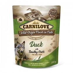 Carnilove saszetka 300 g - karma mokra dla psa