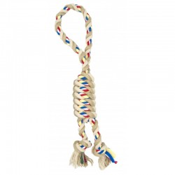 Barry King sznur splątany z pętlą, z juty 34cm / 125g