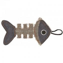 Barry King szkielet ryby szary/granatowy