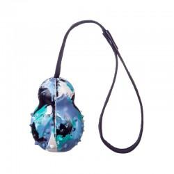 Barry King maczuga na sznurku niebieska S, 8.5x6 cm