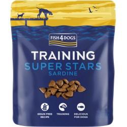 Fish4Dogs Super Stars Sardynka- przysmak treningowy dla psa