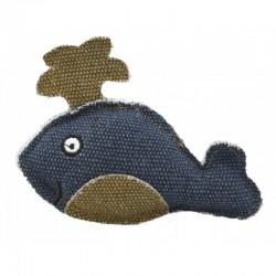Barry King wieloryb granatowy zabawka dla kota