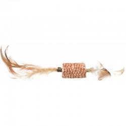 TRIXIE Patyk z Matatabi z kukurydzą, zabawka dla kota