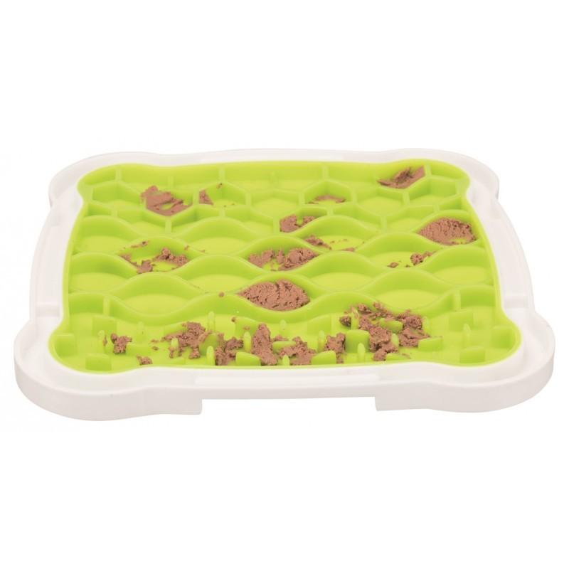 TRIXIE Taca na przysmaki Lick'n'Snack, 20 × 20 cm