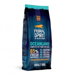 Primal Spirit 65% Oceanland Karma sucha dla psa