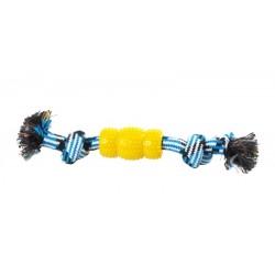 Yarro zabawka dla psa sznur z gryzakiem 26 cm