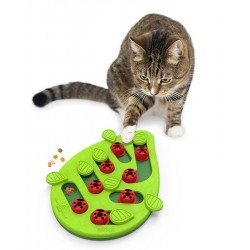 GRA NINA OTTOSSON CAT PUZZLE & PLAY BUGGIN OUT - Gra strategiczna dla kota