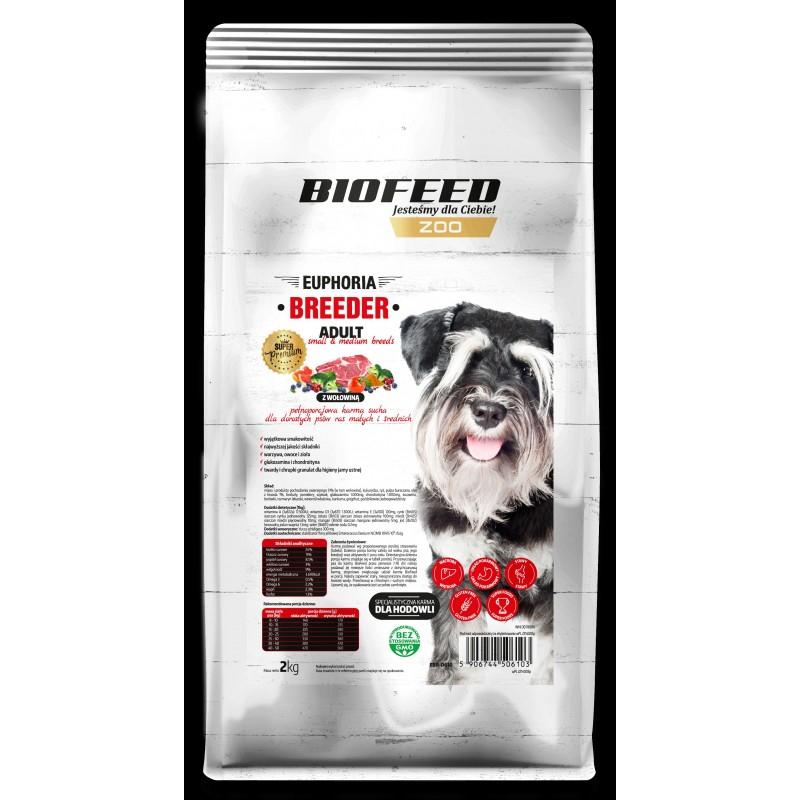 APL / Biofeed Adult Small&Medium Breeds z wołowiną