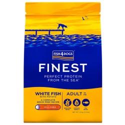 Fish4Dog Finest White Fish Małe Rasy